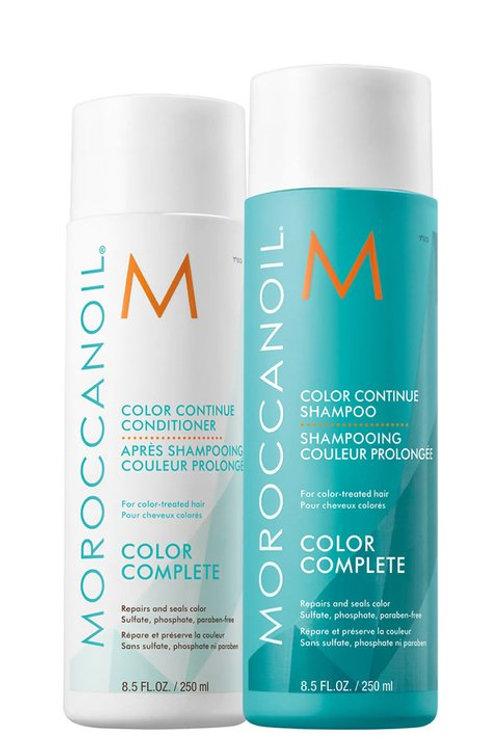 Kit Cuidado Color Moroccanoil