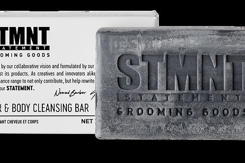 Hair & Body Cleansing Bar 125 g STMNT