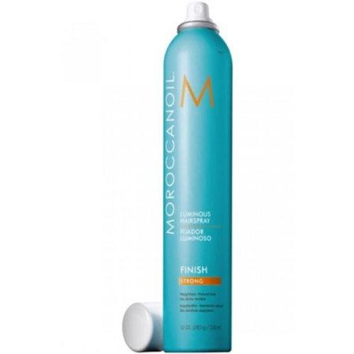 Spray Fijador Luminous STRONG 330ml - Moroccanoil