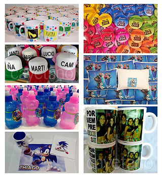 Collage Regalos Personalizados y Souveni