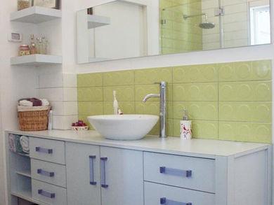 Location: Tel Aviv Total floor area: 95 sqm Program: Single family apartment Design & built: 2007-2008