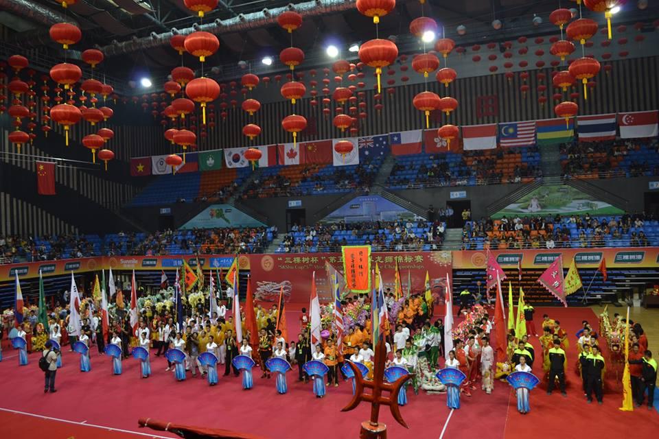 Campeonato Mundial de Danza del León