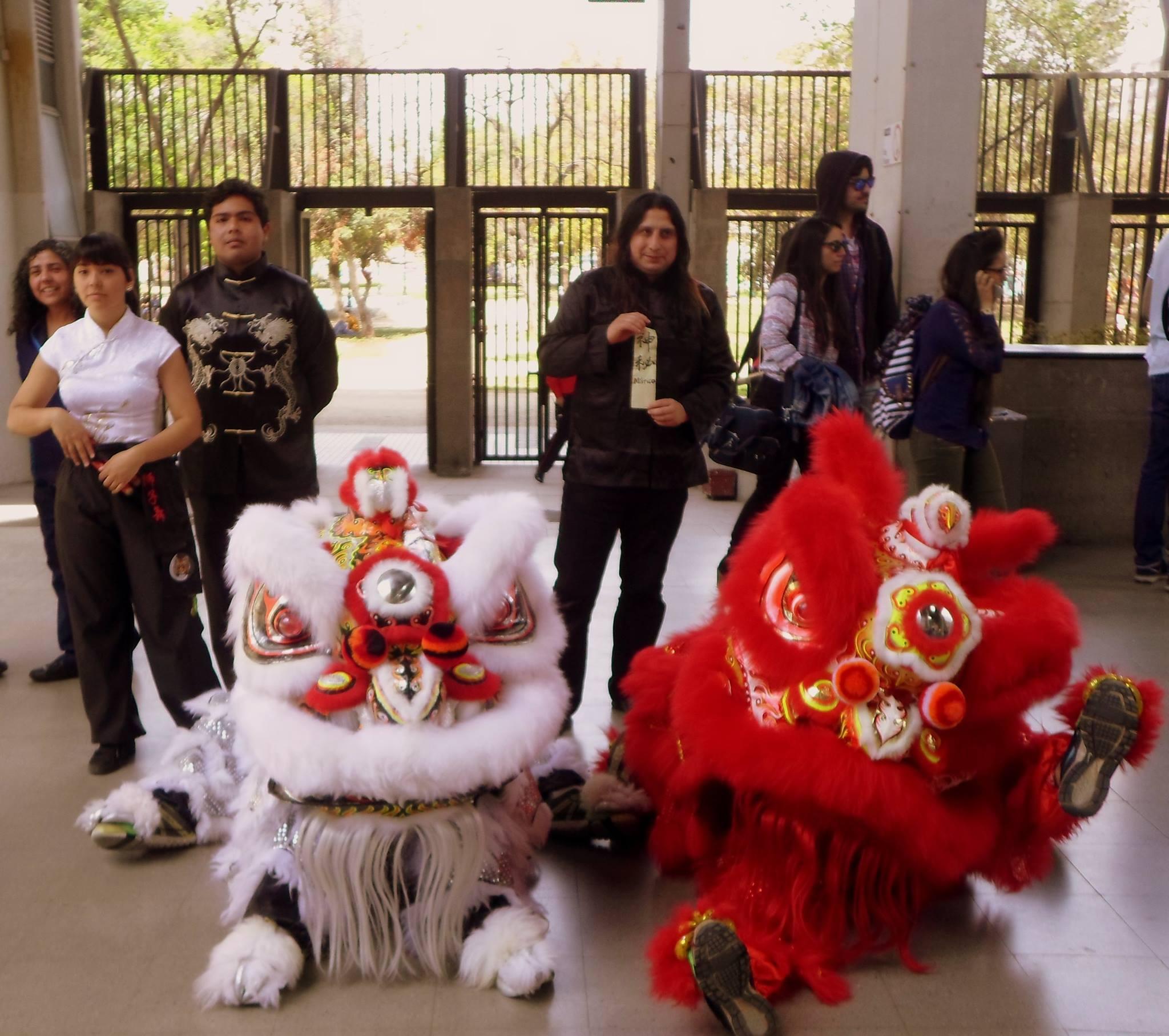 Día de la Cultura China en UCENTRAL