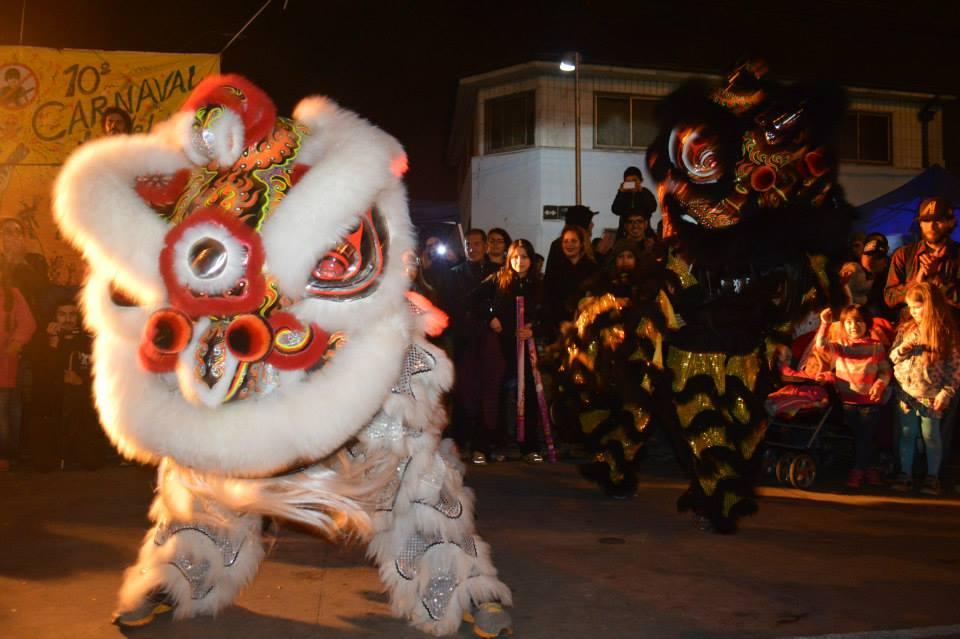 Carnaval en la Legua