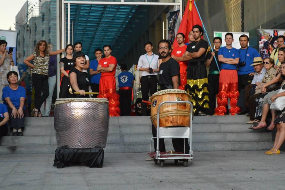 Dueto de tambores