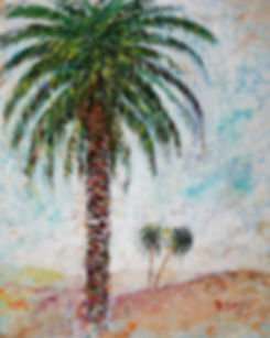 A10-16 Palm Trees 1x20in.JPG