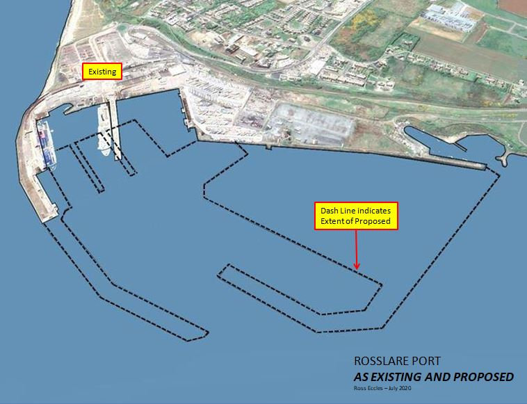 Rosslare Port Existing and Proposed.JPG