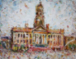 A14-10 Bolton Town Hall 36x28in.JPG