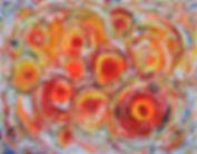 A9-18 Cosmic Evolution 56x44in (142x112c