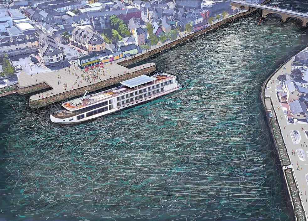 Athlone cruise dock Aug 2018 - Copy - Co