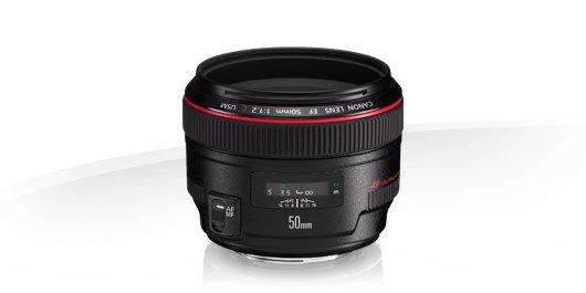 Canon 50mm F1.2 Usm