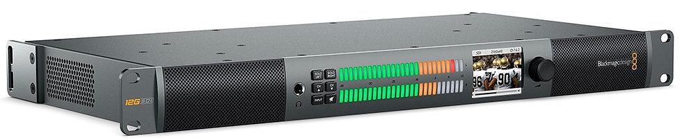 Altavoz estereo para rack Black Magic audio Monitor - SDI