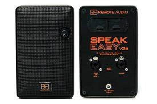 Altavoz activo portatil Remote Audio Speak Easy V3b
