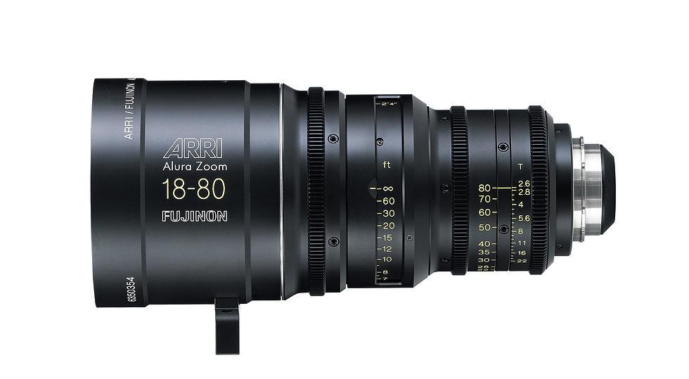 Arri/Fujinon Alura  T2.6 (18-80mm)