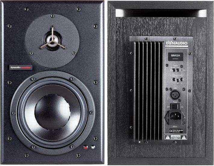 Monitor de estudio biamplificado  DynAudio BM6A (pareja)