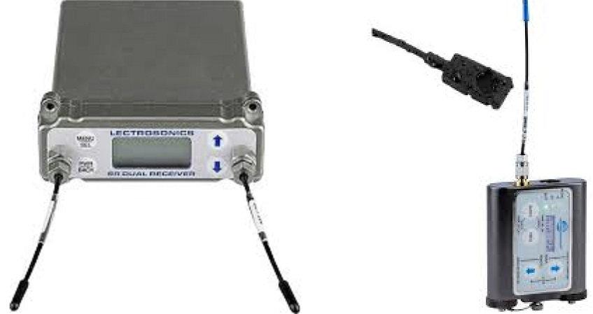Microfono inalambrico Sumergible Lectrosonics SRb-WM