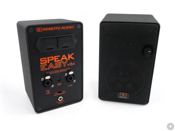 Altavoz activo portatil Remote Audio Speak Easy V3a