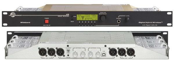 Microfono inalambrico (6ch) Lectrosonics Venue-SM