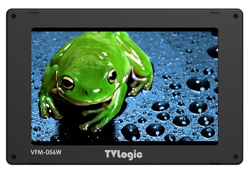 "Monitor Foquista Tvlogic 5.6"" - Vfm-056Wp"
