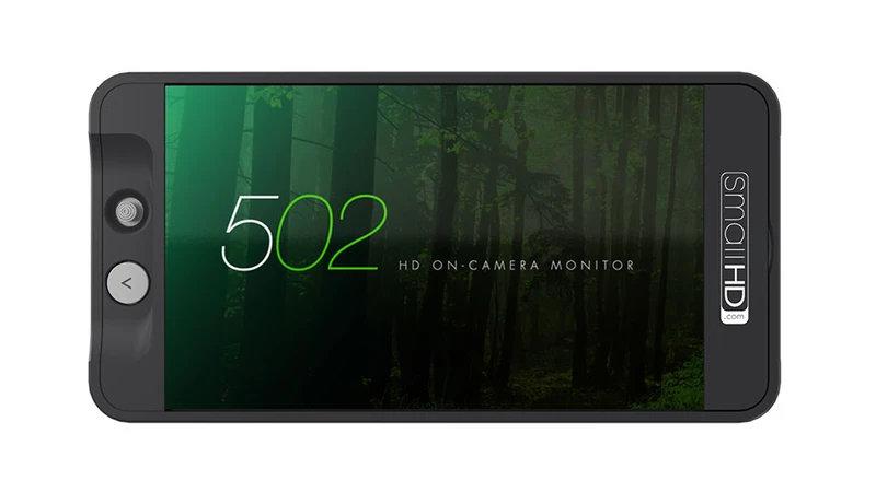 Monitor foquista Small hd 502