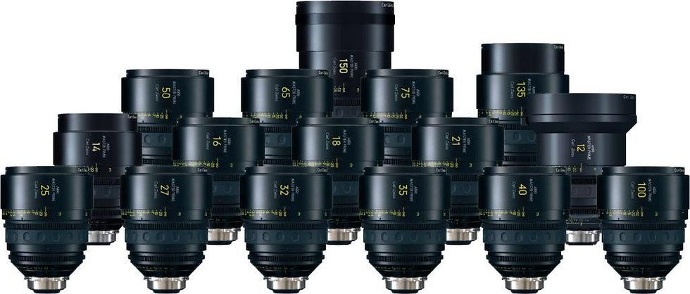 Arri  Master Prime T1.3 (14,18,25,32,40,50,65,75,100,135mm)