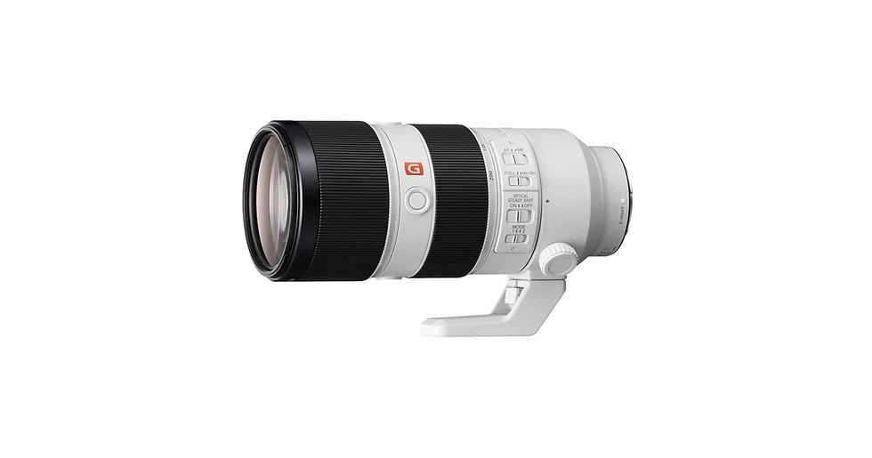 Sony 70-200 mm F2.8 Gm Oss