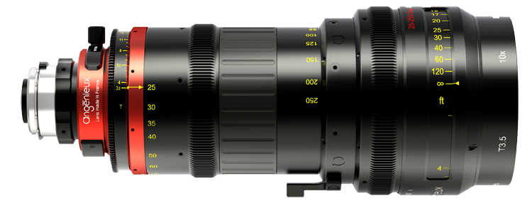 Angenieux Optimo Style  T3.5 (25-250mm)