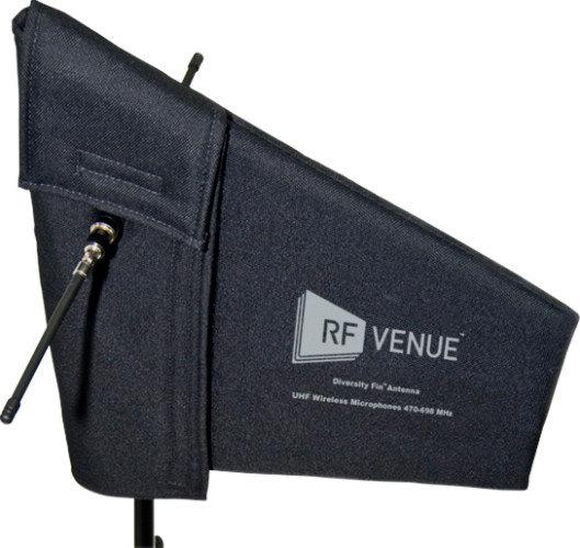 Antena direccional pasiva Diversity (pala) RF Venue Diversity fin