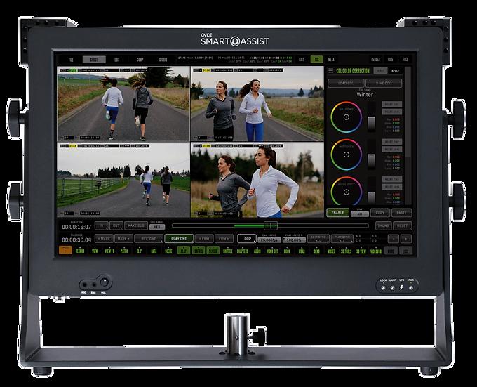 Monitor grabador Smartassit 4K