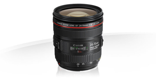 Canon 24-70 mm F4L Is Usm