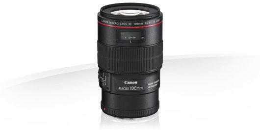 Canon 100mm F2.8L Macro L Is Usm