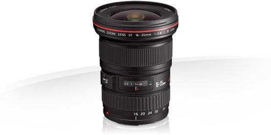 Canon 16-35mm F2.8L Iii Usm
