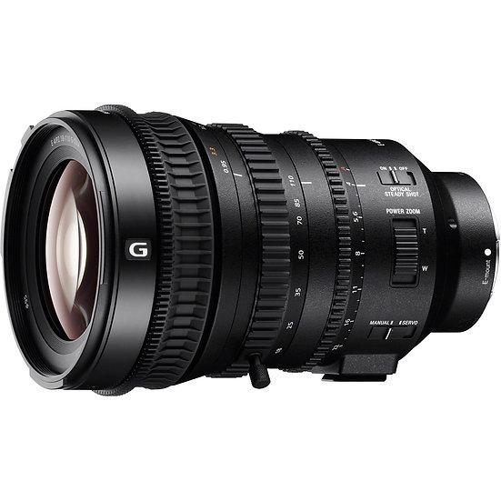 Sony 18-110mm F4.0 G Oss