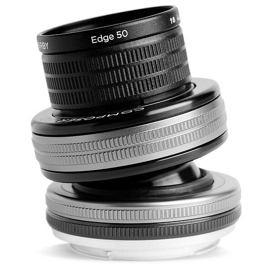 Lensbaby Movie makers kit II (sweet 35-50-edge 50-80mm)