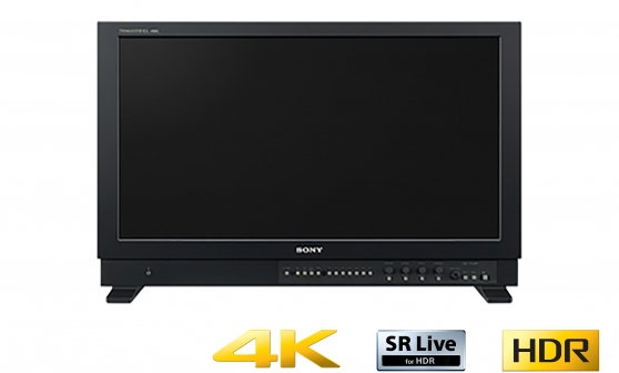 """Monitor HDR Sony oled 30"""" BVM-X300"""