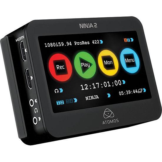 Monitor grabador Ninja 2