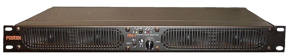 Altavoz estereo para rack Fostex RM-1