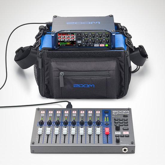 Grabador de audio Zoom F8n + controladora FRC8