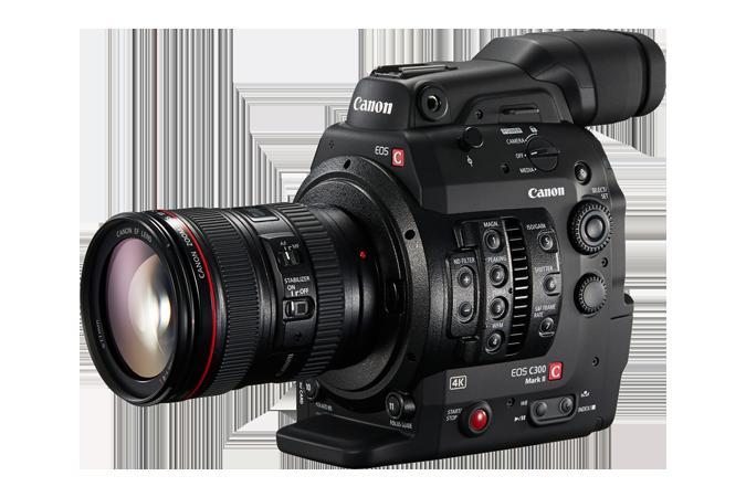 Canon C-300 Mark II