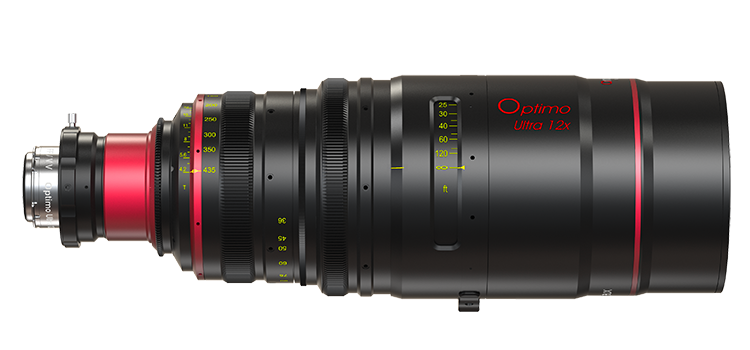 Angénieux Optimo Ultra 12x FF/VV