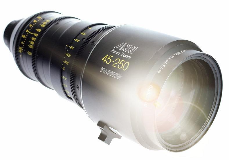 Arri/Fujinon Alura  T2.6 - (45-250mm)