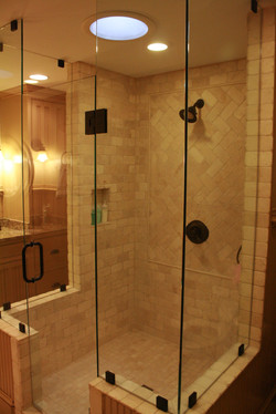 Lake Martin bathroom remodel