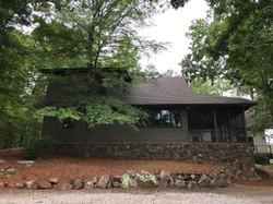 Lake house on Lake Martin, AL