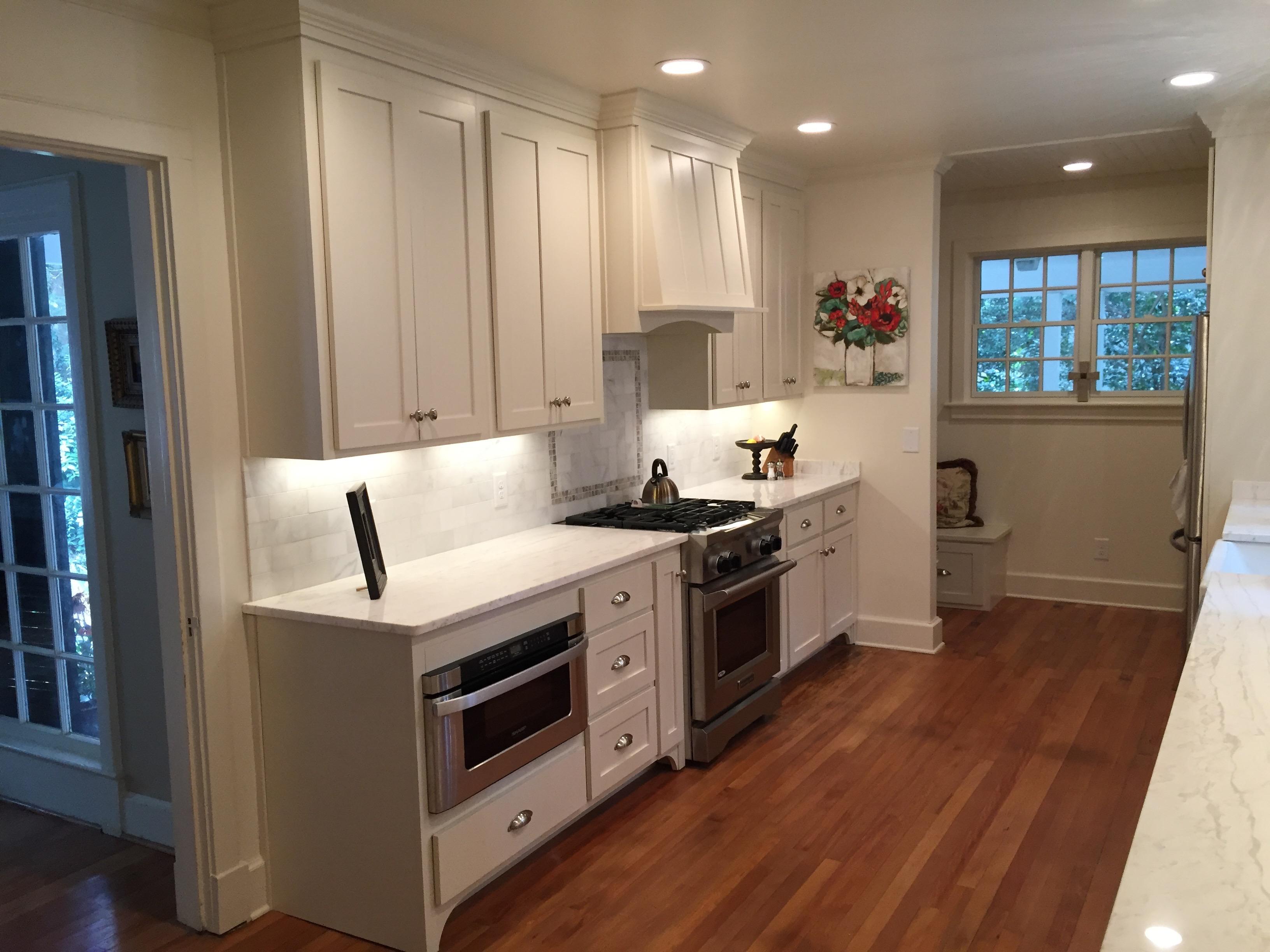 Kitchen remodel in Auburn, AL