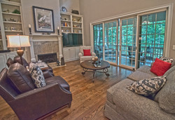 Open floor plan in Stillwaters, AL