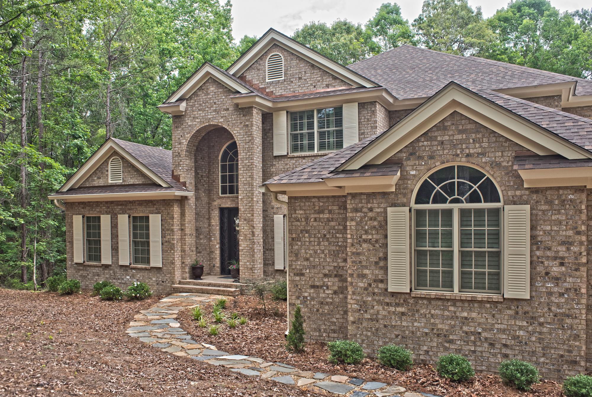 New brick home in Stillwater, AL