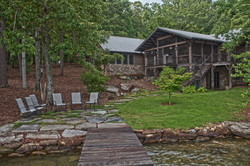Lake Martin lake house near Kowaliga