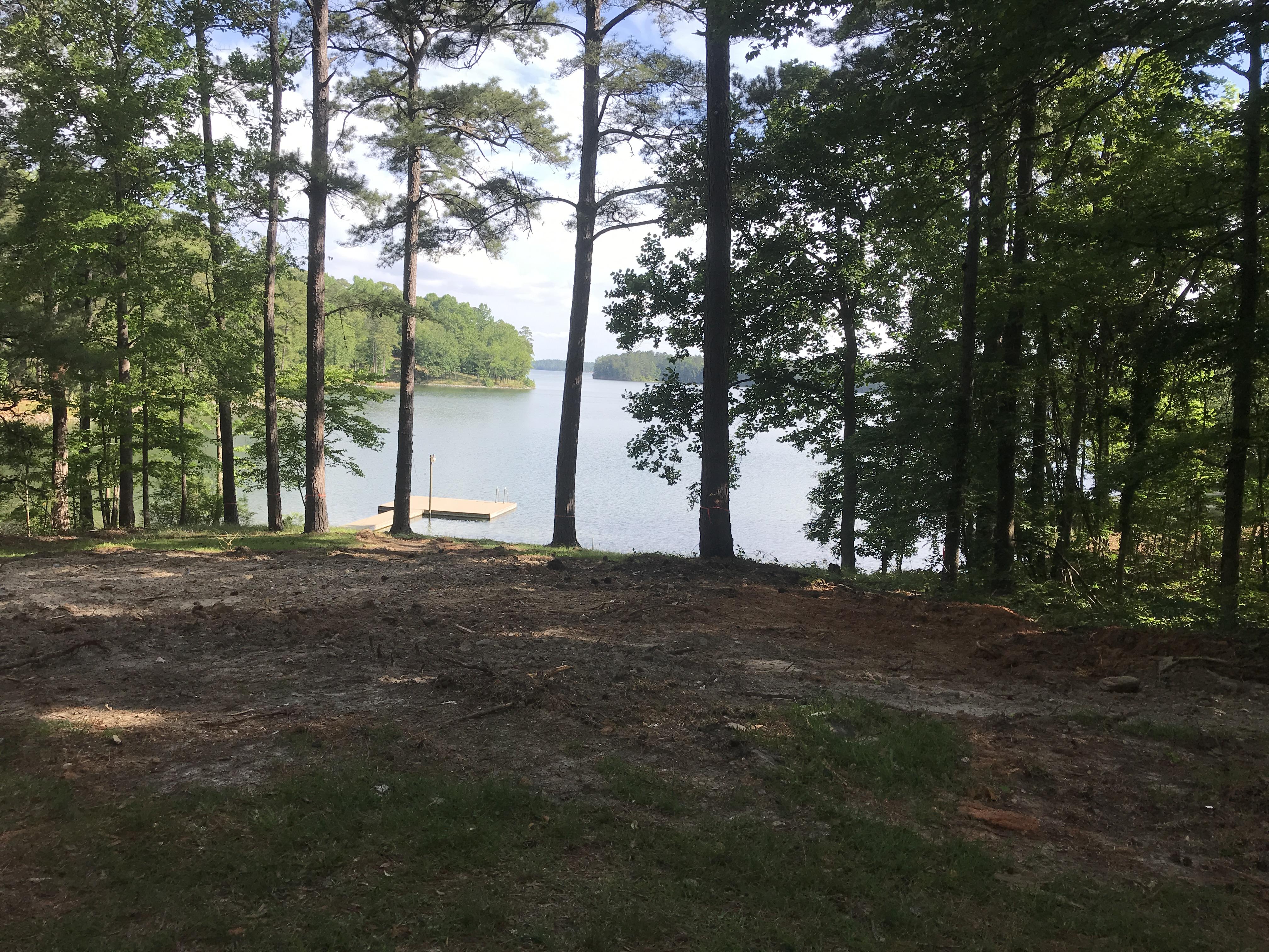 Lake Martin lake house in Dadeville