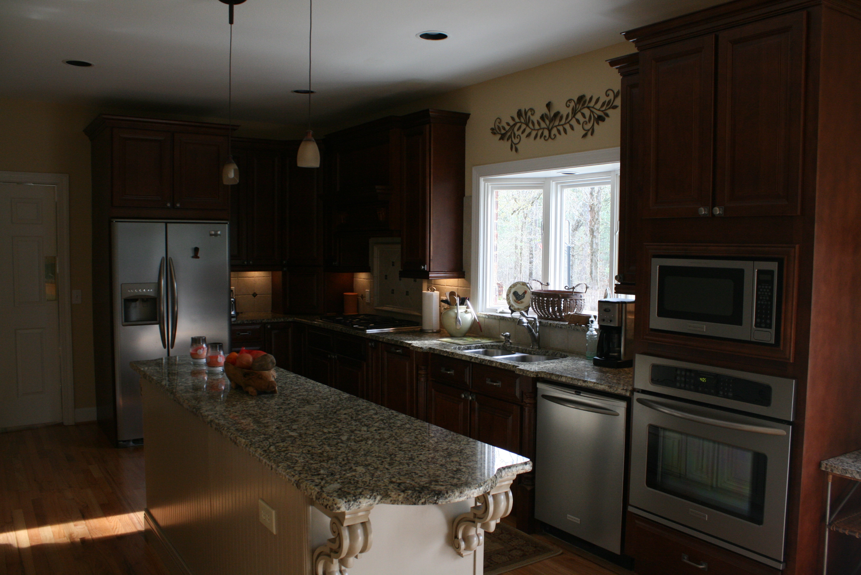 Kitchen remodel in Auburn, AL