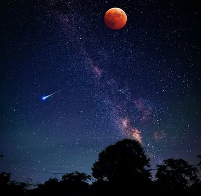 Starry, Starry Night of the Spirit